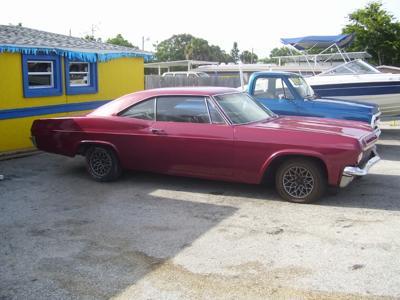 My 65 Impala SS